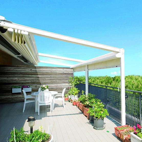 6 Solutions Pour Aménager Sa Terrasse Et Se Protéger Du Soleil