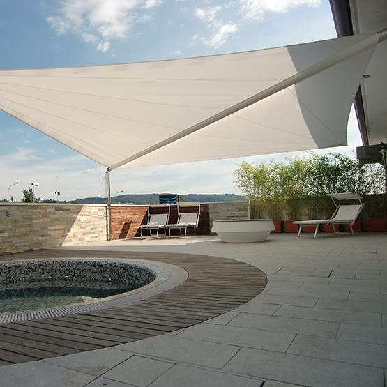 Solutions Pour Amnager Sa Terrasse Et Se Protger Du Soleil