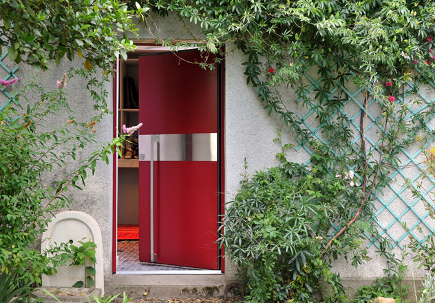 Comment Vernir Une Porte En Bois. Gallery Of Porte Intarieure