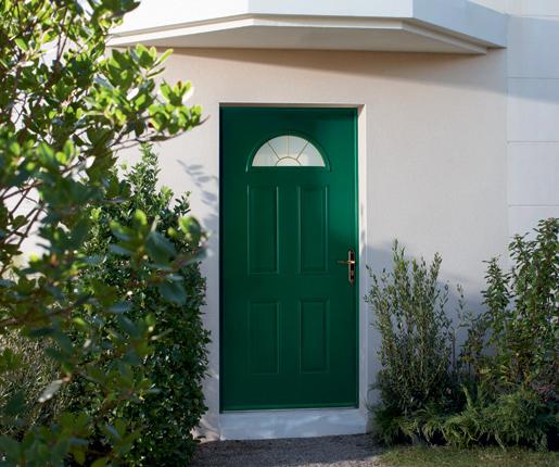 Top 10 des portes d entr e acier bel m blog de j aime - Encadrement metallique porte d entree ...