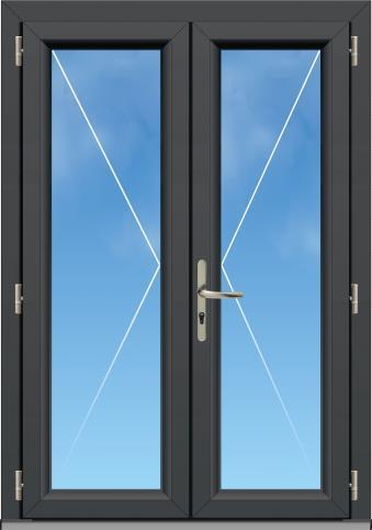 8_Porte Fenetre 2 vantaux option serrure - AMCC A70 ELEGANCE - gris anthracite RAL 7016.jpg