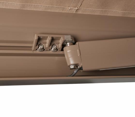 13_Détail du Doigt de fixation et barre de charge - Store extérieur modèle Allure.jpg