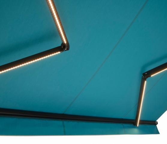 9_Option éclairage LED dans bras - Store banne traditionnel FRANCIAFLEX modèle Horizon Auvent.jpg