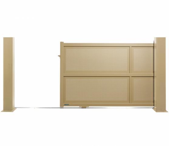2_s_Portail coulissant - La Toulousaine - gamme Création - modèle Argeles - Coloris GRIS 7034.jpg