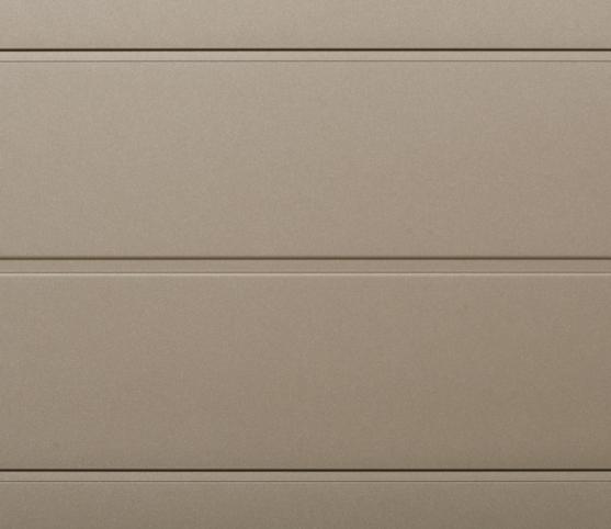 11_Détail panneau nervure large Duoport NOVOFERM - Couleur RAL S2500 gris sablé Bronze.jpg