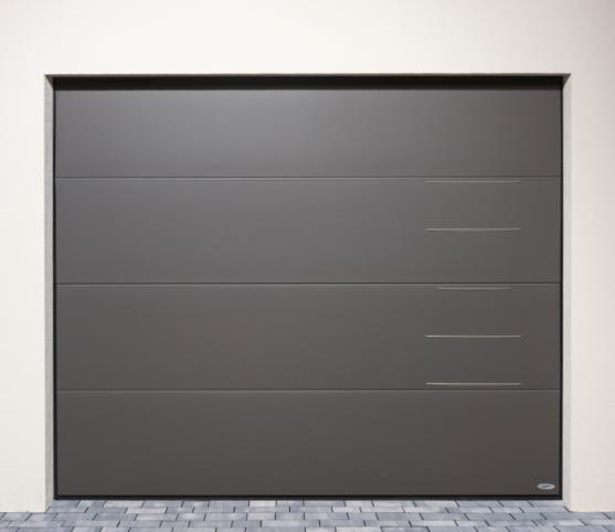 6_Porte de garage sectionnelle alinéa ISO 45 Novoferm - Option coloris S2900 Gris sablé.jpg