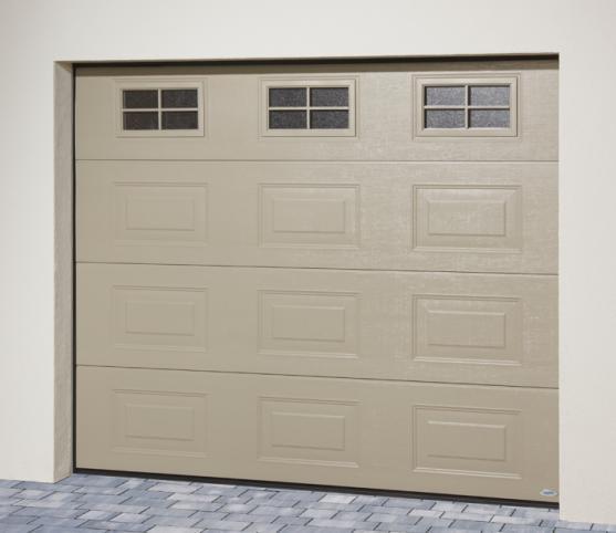 6_porte de garage sectionnelle panneau cassette ISO45 Novoferm - Option 3 hublots vitrage imprimé 200 Ref 3.jpg