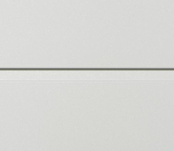 9_Détail panneau sans rainure - Finition lisse - Coloris Satin White - porte de garage sectionnelle ISO 45 Novoferm.jpg