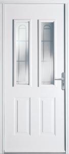 """Porte d'entrée Acier """"Miami"""""""