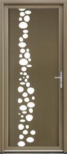 Porte d'entrée Aluminium Effervescence - Bel'M
