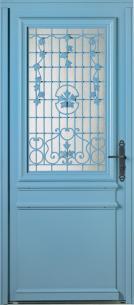 """Porte d'entrée Bois """"Montparnasse"""""""