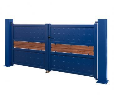 """Portail battant Aluminium """"Largo"""""""