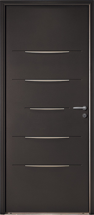 porte d 39 entr e aluminium alin a j 39 aime mon artisan. Black Bedroom Furniture Sets. Home Design Ideas
