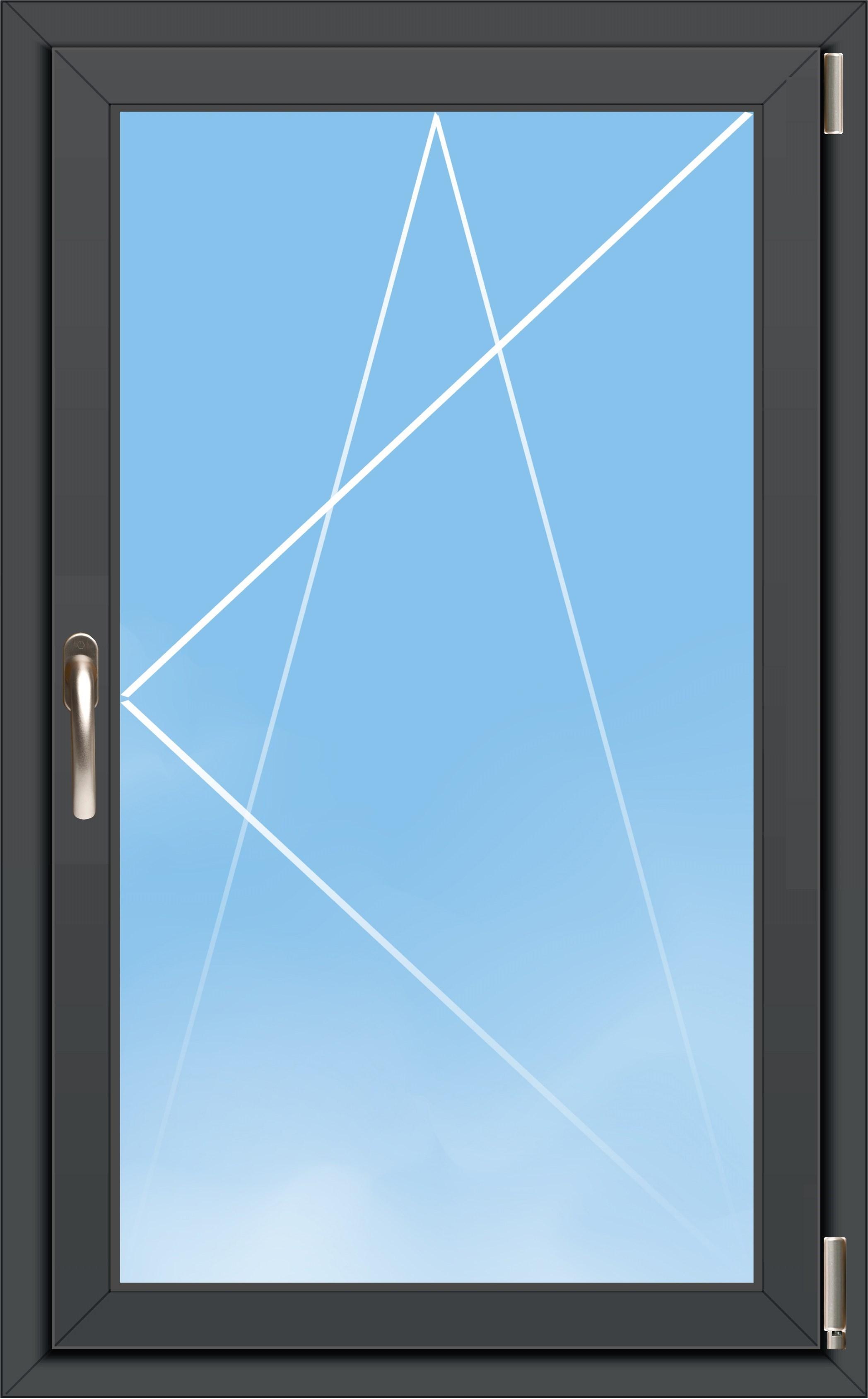 Fenêtre Aluminium Oc70 Excellence 1 Vantail