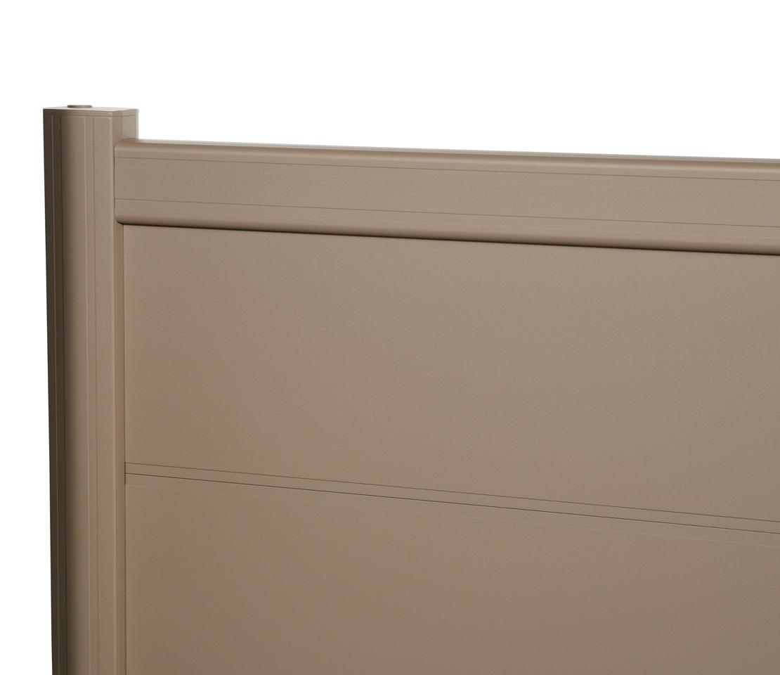 Portail Coulissant Aluminium Jersey