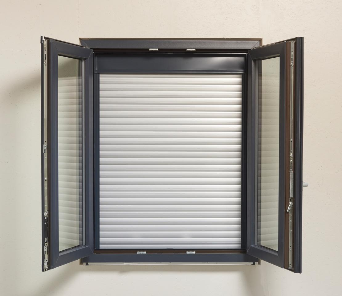 Volet Roulant Coffre Interieur.Volet Roulant Coffre Pan Coupe Paco Ve Lame Aluminium 37 Mm